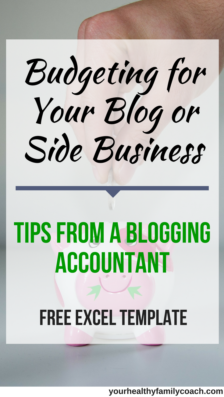 budget tips for bloggers the best of your healthy family coach