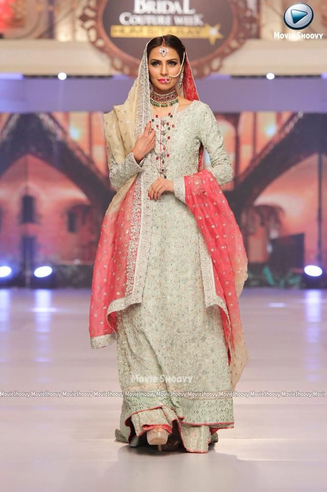 662c135f31a Sana Abbas Bridal Dress Collection 2016