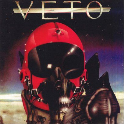 Veto  ‎– Veto Label: Penguin ‎– 30017 Format: Vinyl, LP, Album Country: Greece Released: 1987 Genre: Rock Style: Heavy Metal