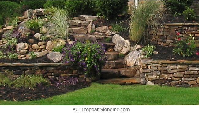 Garden Landscaping Rocks Proyectos