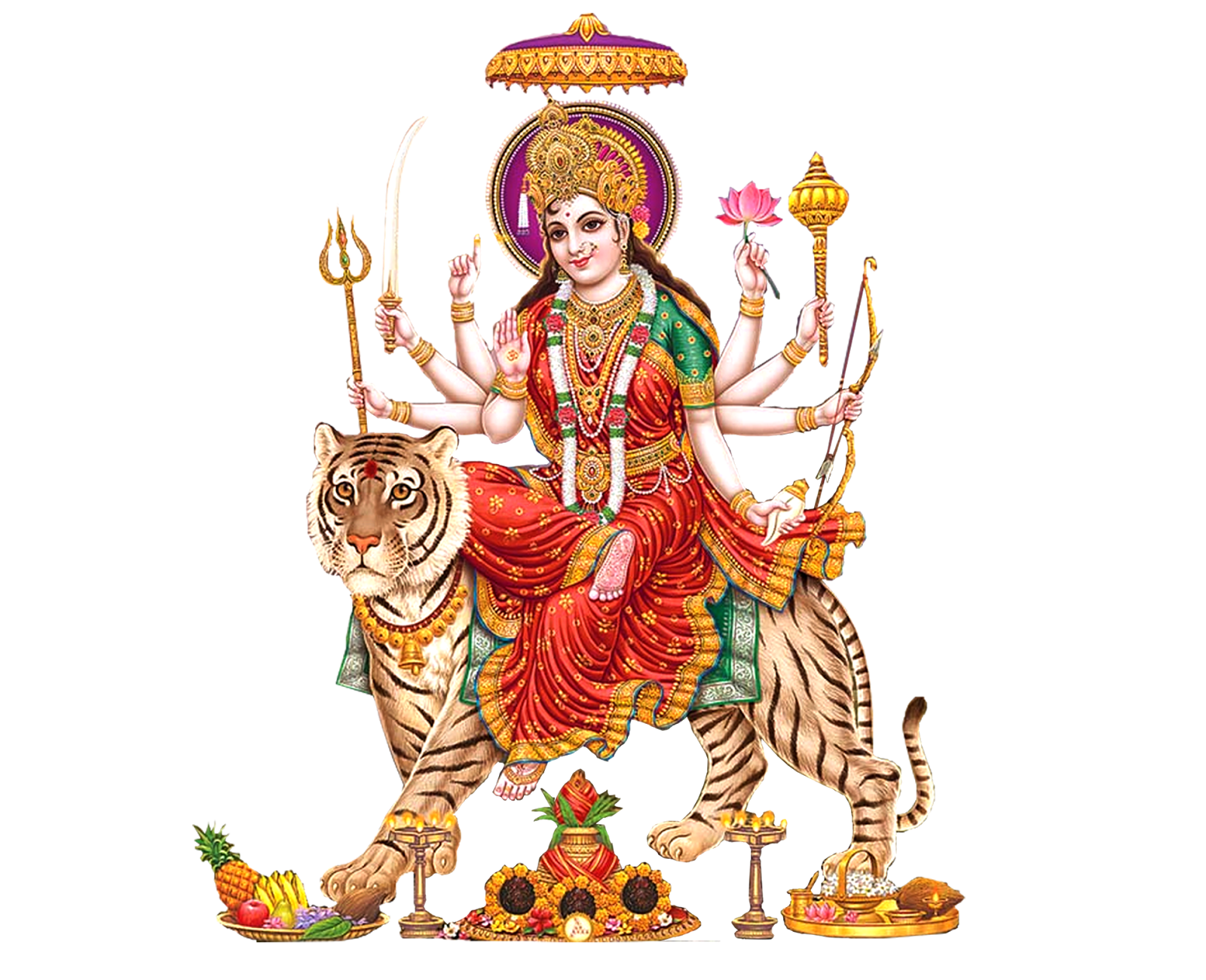 High Resolution Durga Png Clipart Download Free Durga Transparent Png Images For Your Works This Is Image Is Cleaned An In 2020 Durga Images Durga Mandala Art Lesson