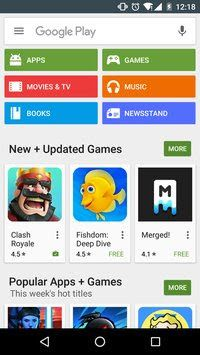Download Google Play Store BAR and APK for Blackberry 10 devices
