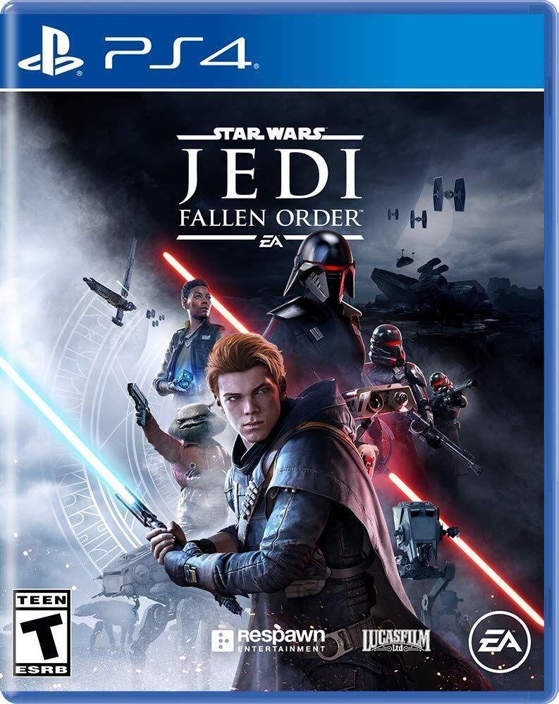 Star Wars Jedi Fallen Order PlayStation 4 Star wars