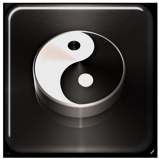 yin yang live wallpaper 188642 imagens) Taoismo