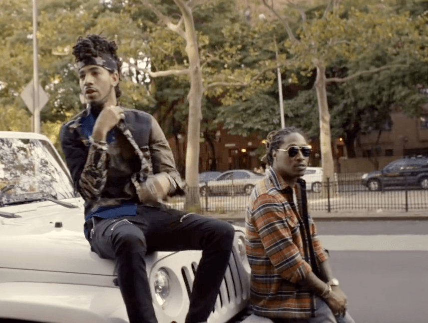 DJ Esco f/ Future & Fabolous Check On Me Video  DJ Esco invades the Big Apple. In support of his Project E.T. Esco Terrestrial mixtape the always energetic performer drops a music video for Check On Me featuring Future and Fabolous.
