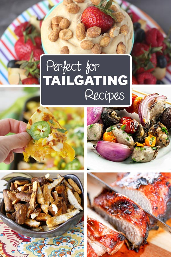 10+ Recipes Perfect For Tailgating  #buffalochickenpastasalad