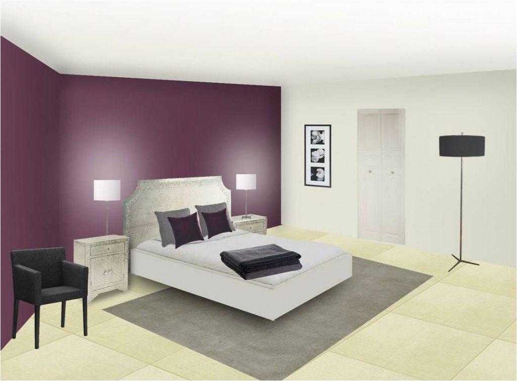 chambre prune with alinea chambre brooklyn. Black Bedroom Furniture Sets. Home Design Ideas