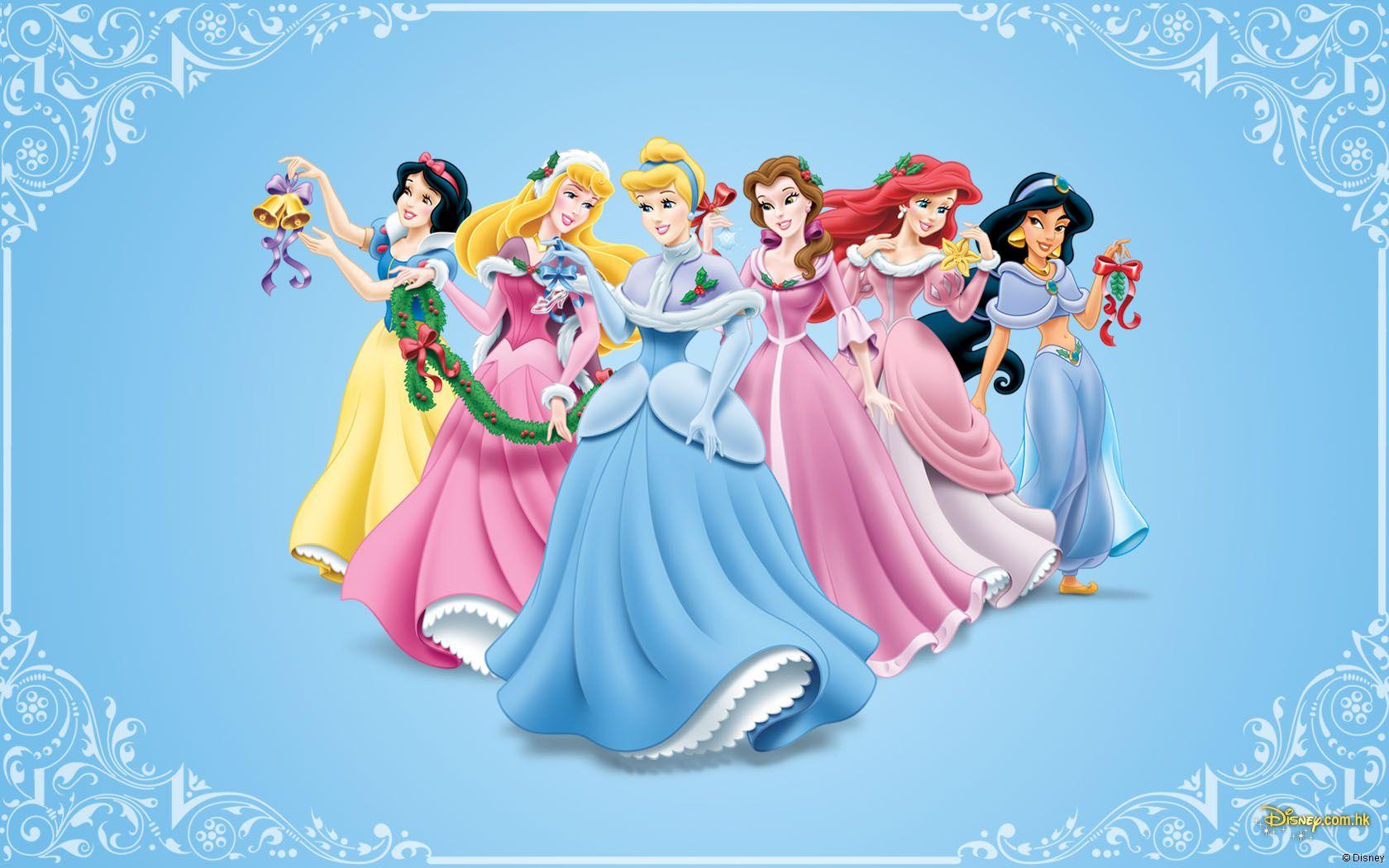 Disney Christmas Wallpaper Disney Princess Christmas Disney Princess Wallpaper Disney Princess Images Princess Cartoon
