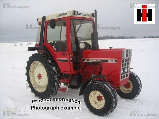 International 785 Google Search Tractors Farm Equipment Britain