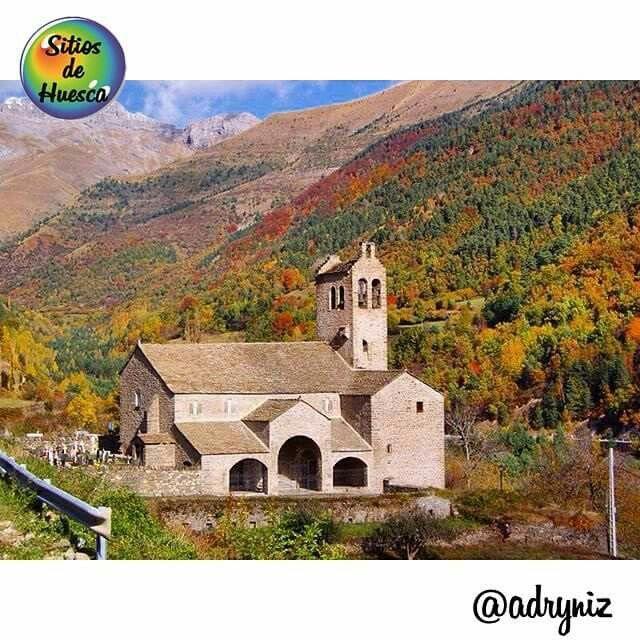 Linas de Broto - Iglesia de San Miguel