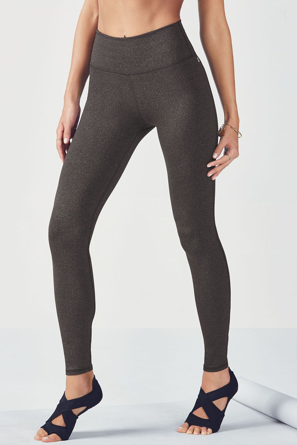 c605449771510 High-Waisted Solid PowerHold® Legging | My Style | Leggings, Pants ...