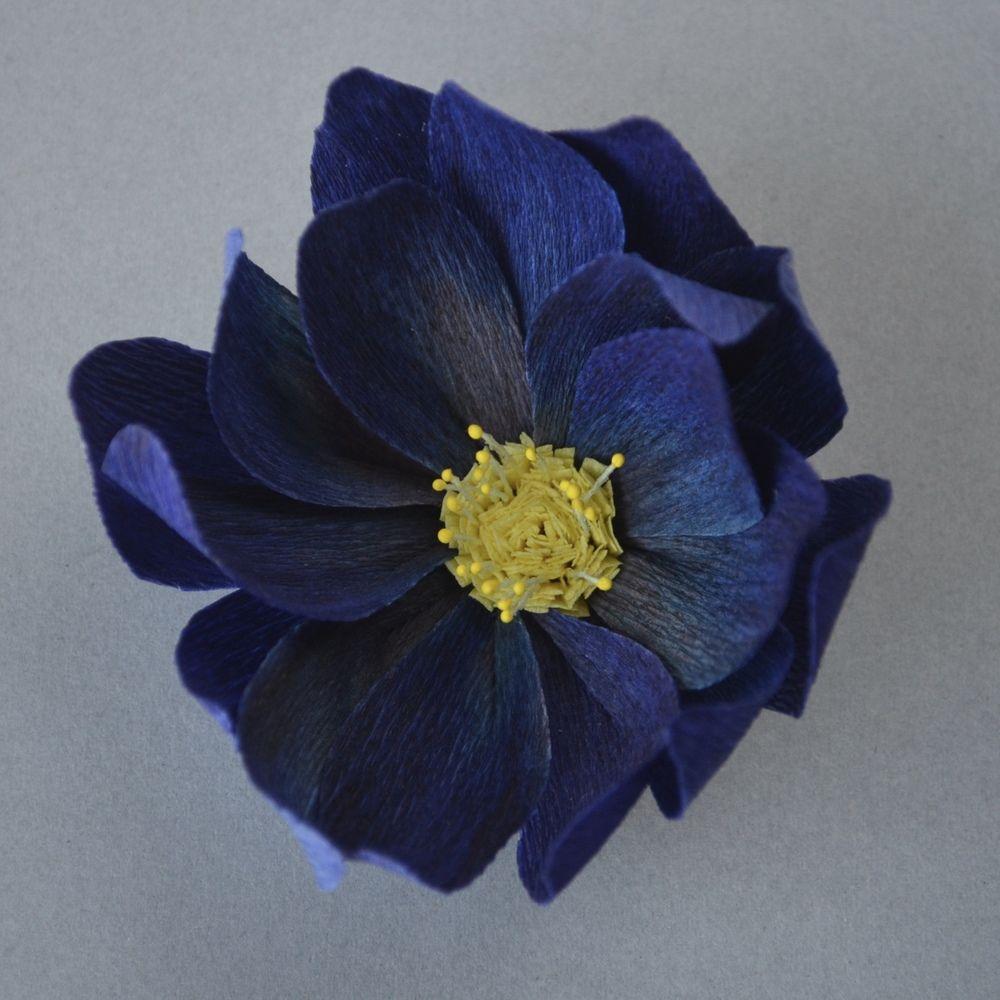 Handmade Crepe Paper Flowers Pinteres