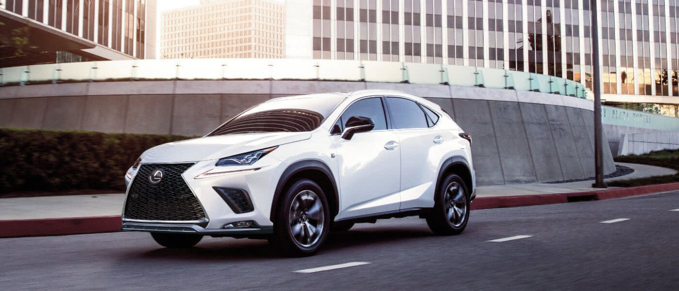 7 Image 2020 Lexus Nx 300 F Sport Ah yes, the arbor grille
