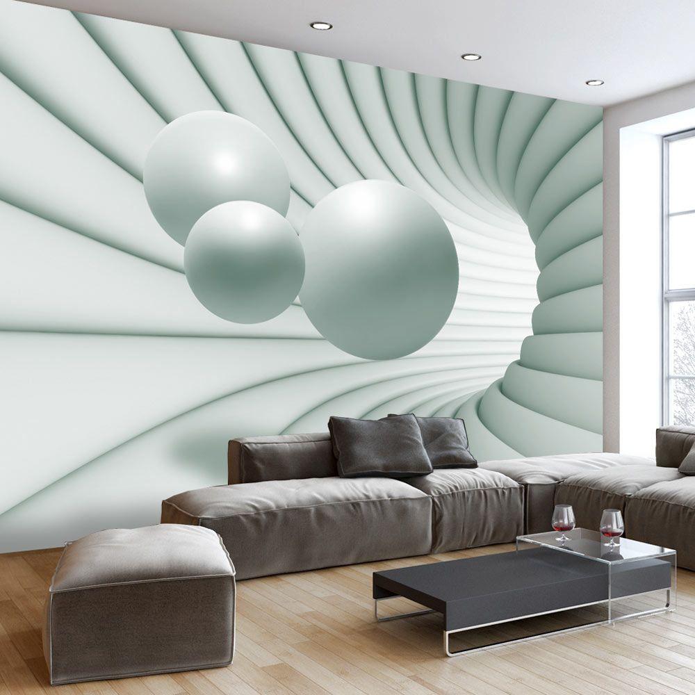 Details zu FOTOTAPETE 3D OPTIK 3 Farben VLIES TAPETE 3D EFFEKT ...