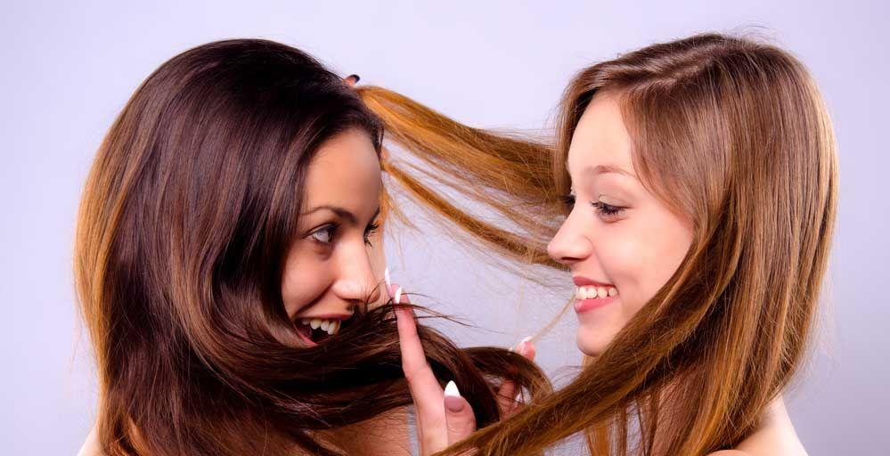 Extensiones de pelo natural Premium y Casual, ¿con cuál me quedo?