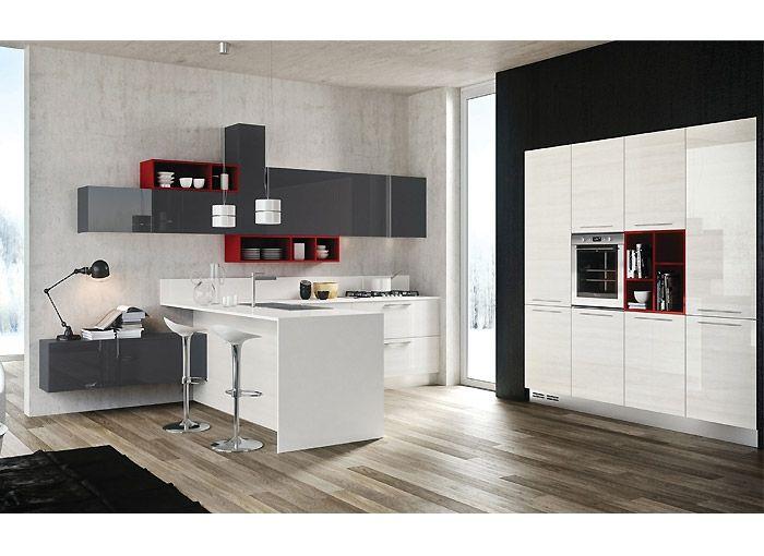 Cucina Asselle mobili | Lakberendezés | Lakberendezés ...