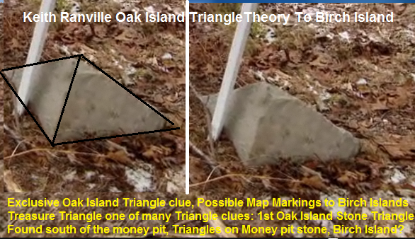 Who built the Money Pit on Oak Island?