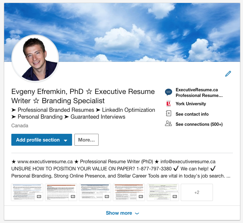 Linkedin Profile Optimization Guaranteed Results Professional Exposure Phd Certified Write Linkedin Optimization Writing Services Resume Writing Services