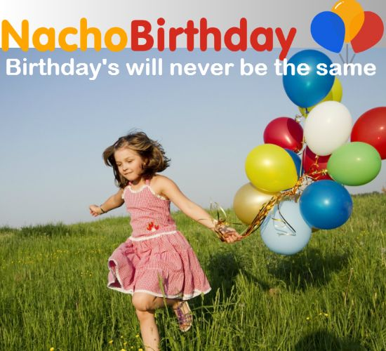 Nachobirthday.com Is A Crowdfunding Website Where Users