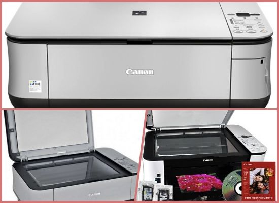 Canon mp250 драйвер сканер
