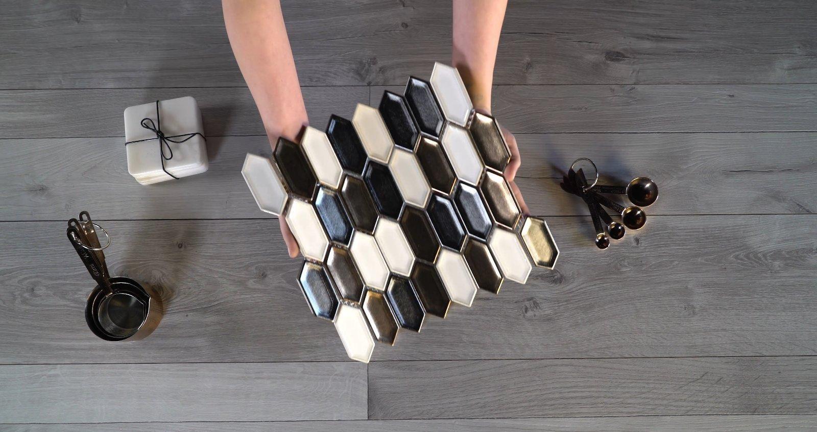 Floor And Decor Video Make It Metallic Floor Decor Flooring Tiny House Decor