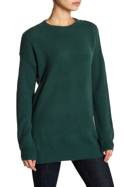 Abound | Mock Neck Tunic Sweater | Tunic sweater, Mock neck and Tunics