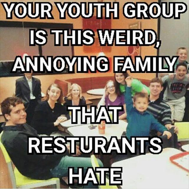 Baptist Memes On Instagram Submission From Kb Trekkie Starwarsfan Gmx0 Baptistmemes Restaurants Funny Christian Memes Christian Jokes Christian Memes