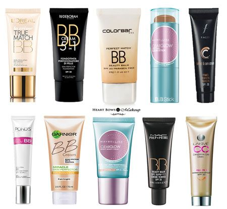 Best BB Cream In India For Oily & Dry Skin: Top 10 | HBM Best of ...