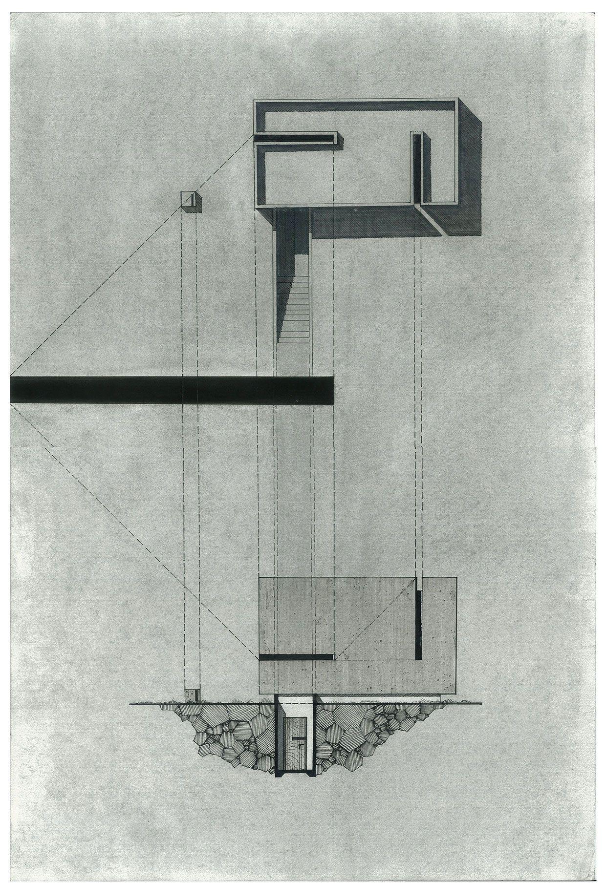 Wolves in Disguise | Architekturdarstellung | Pinterest | Grundrisse ...