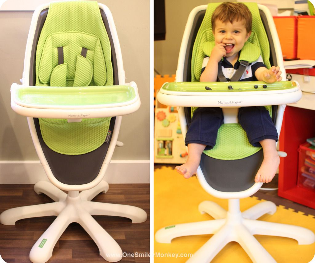 High Chair Cover Replacement Mamas And Papas Steel Set Loop Review Baby Things Amp Highchair Http Www Onesmileymonkey Com