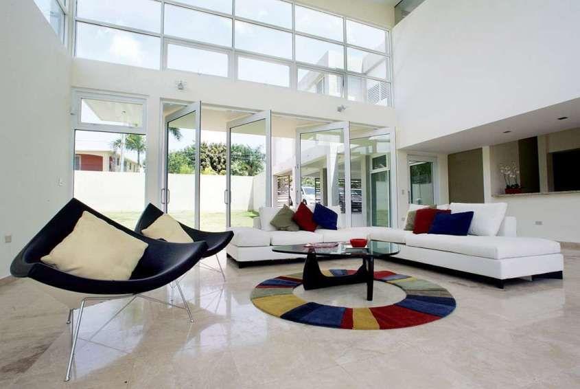 Come arredare il soggiorno in stile moderno | Soggiorno ...
