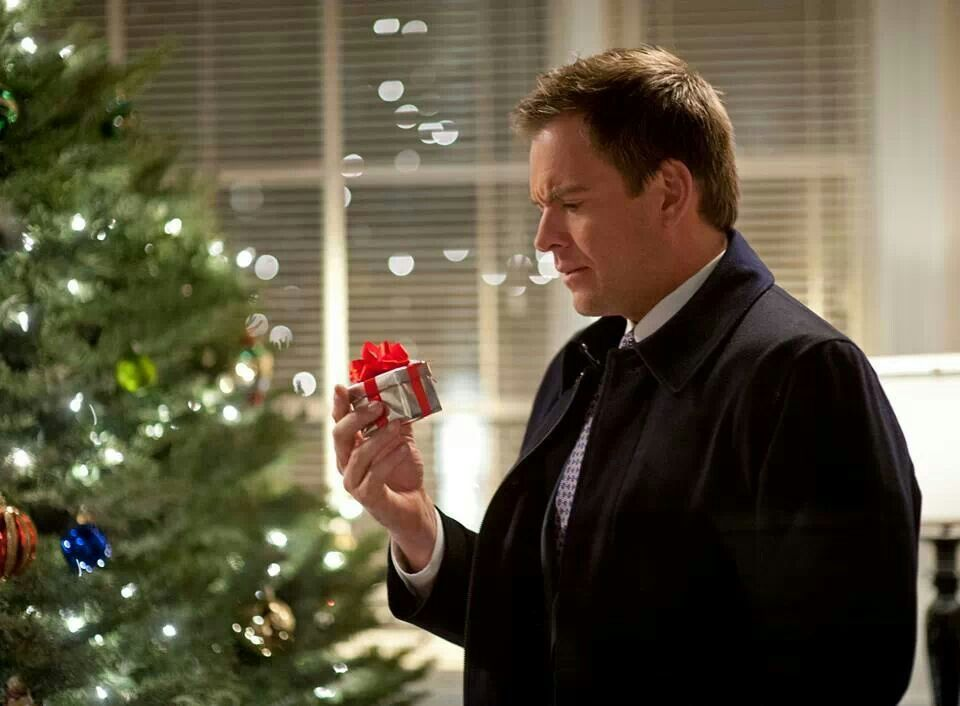 NCIS - From Season 10, when Tony looks at the gift from his