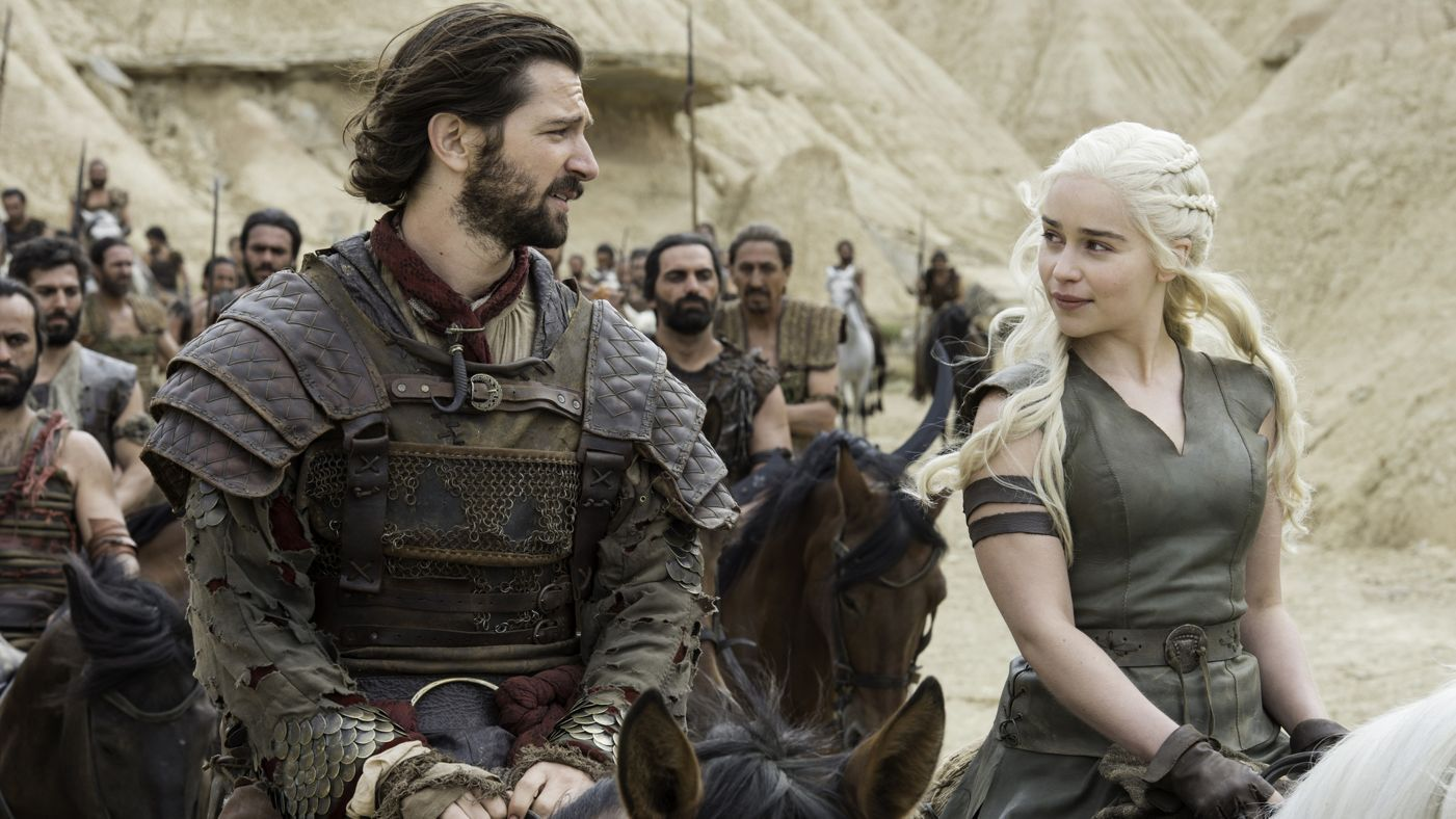 Old enemies, forgotten allies, true colors and one very large dragon all come out in an exciting episode. Our 'Game of Thrones' Season Six, episode six recap.
