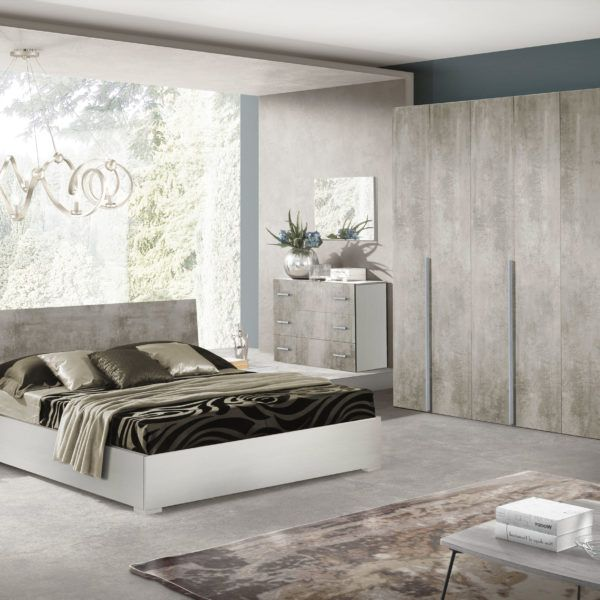 Photo of LADY CEMENT BEDROOM – Outlet Dolce Casa