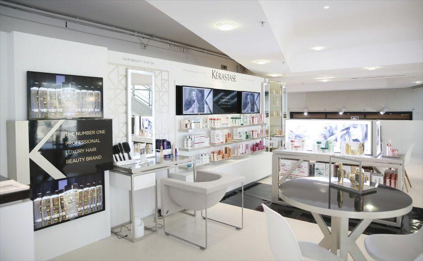 Kerastase retail hledat googlem salon inspiration for Salon kerastase paris