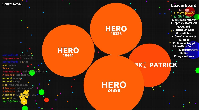 62540 agarioplay org i agario game private server nickname hero