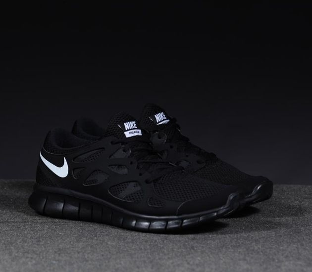 carrera Pequeño dólar estadounidense  Nike Free Run 2 - Black / White - Black | Nike shoes outlet, Nike shoes  women, Nike basketball shoes