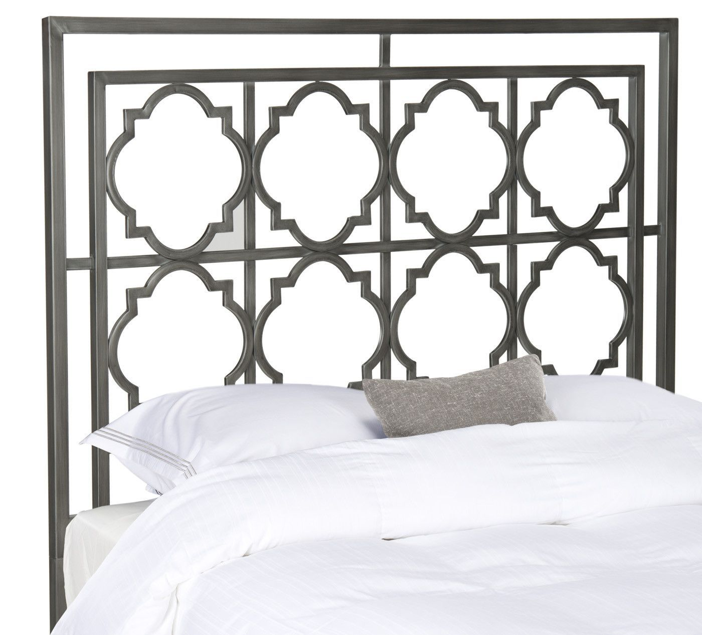 Silva Queen Metal Headboard Queen | Products | Pinterest