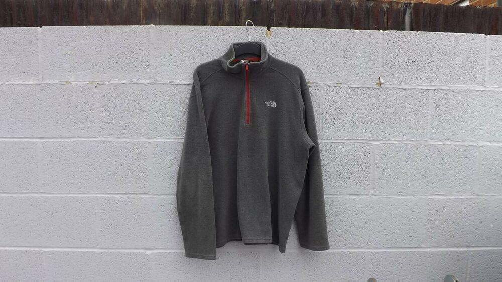 21691b4c2 Excellent Mens The North Face Fleece Jumper Polartec UK L #fashion ...