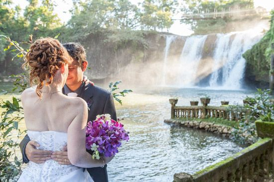 Queensland Wedding Venues Paronella Park Tropical North Rainforest Tick Soothing