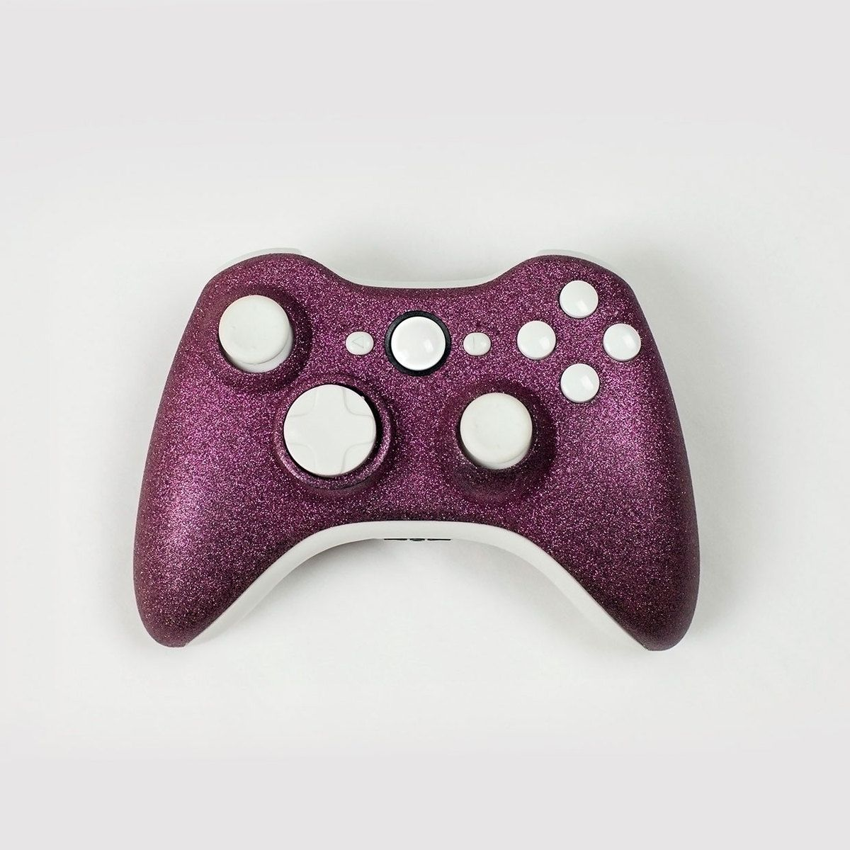 Pink Glitter Xbox 360 Controller Xbox 360