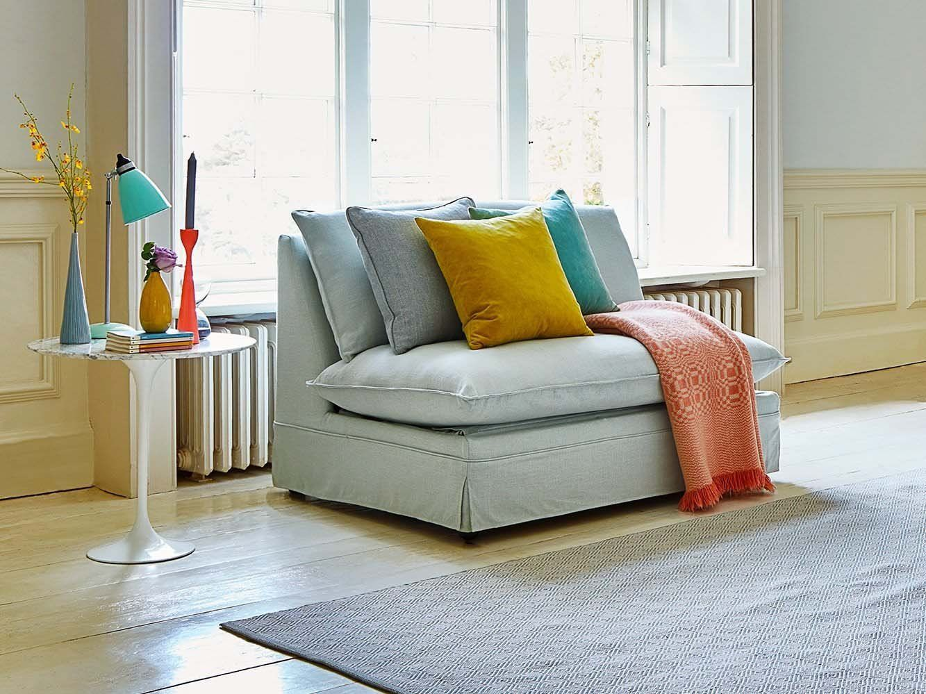 The Deverill Love Seat Sofa Bed in 2020   Sofas for small ...