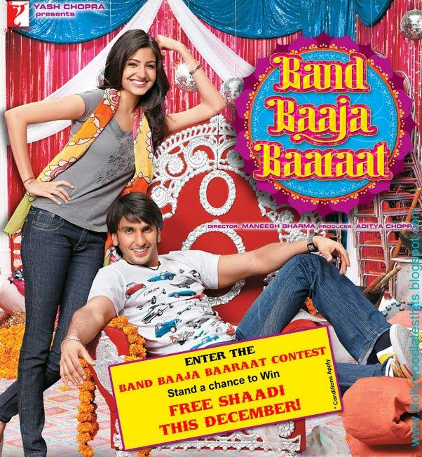 band baaja baaraat my favourite bollywood movie to date