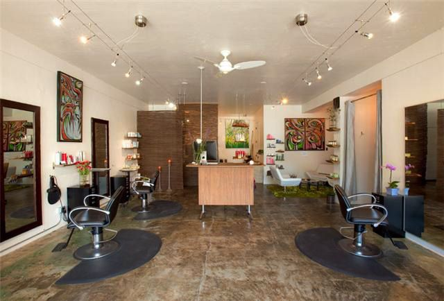 Lighting For Hair Salons Led Star Cable System