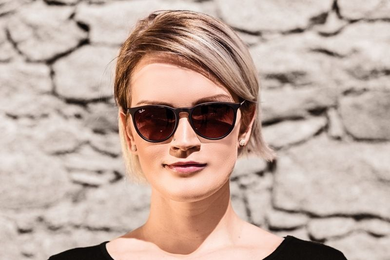 Ray-Ban Erika RB 4171 865 13 54 3   Lentiamo loves sunglasses ... cbf423b96d