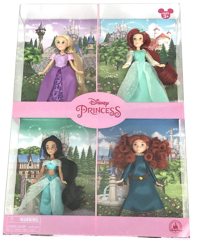Rapunzel Book and Doll Set