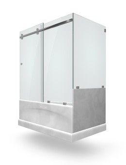 Buy And Build Serenity Bathtub Shower Doors Fsd Bathtub Shower Doors Shower Doors Restroom Remodel