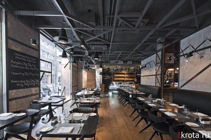 Modern False Ceiling Designs For Restaurants Joy Studio Design