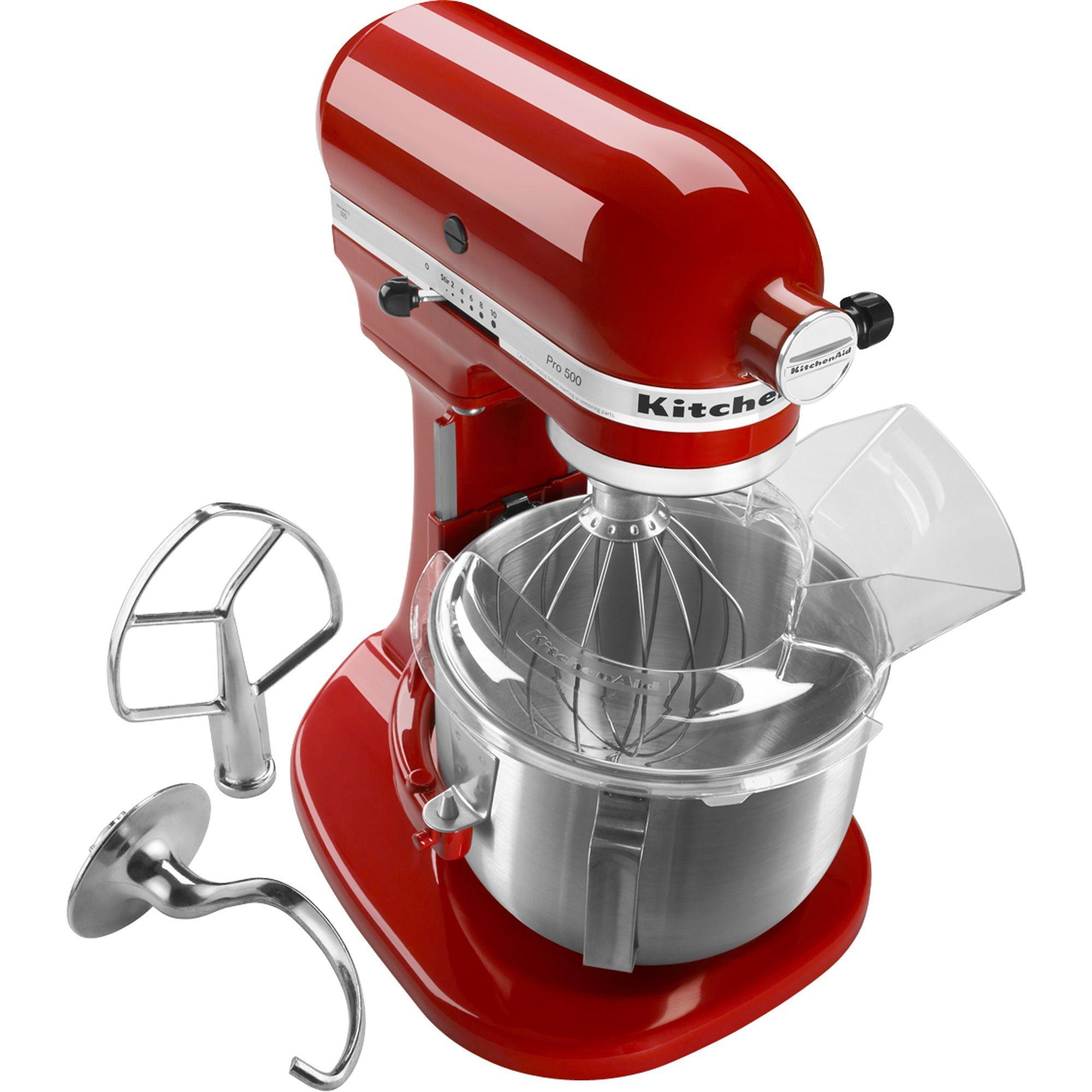 Kitchenaid ksm500pser pro 500 series stand mixer empire