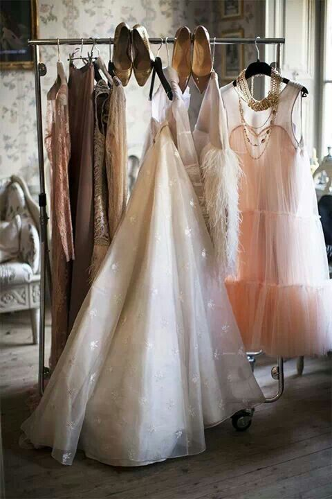 Dream Dresses Come To Life In My Beautiful Luxurious Closet Fashion Beautiful Outfits Dresses